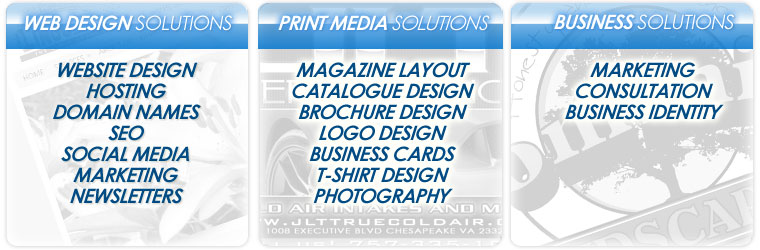 Doylestown Graphic Design Bucks County PA Webdesign